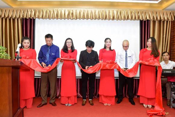 Lễ cắt băng khai trương – ghi dấu mốc về sự có mặt của Meey Land tại Nam Định
