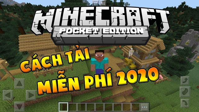 Game Minecraft PE