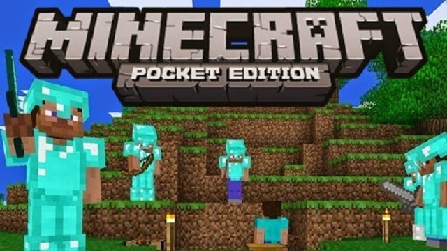 Hoàn tất tải Minecraft PE miễn phí cho iOS về máy