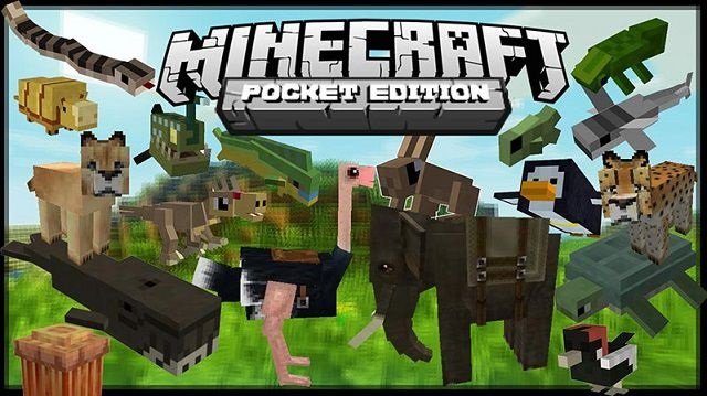 Minecraft PE cấu hình nhẹ