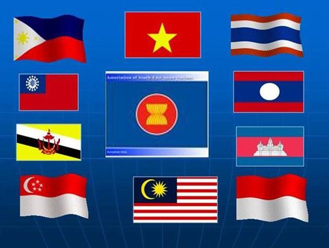 12 lá cờ Seagame