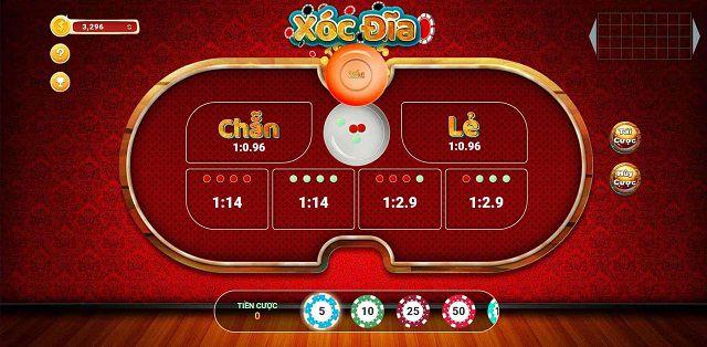 Bí quyết chơi xóc đĩa online cho người mới chơi