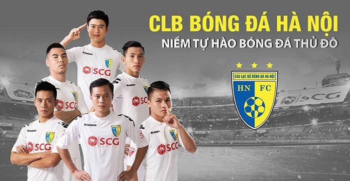 CLB Hà Nội - Niềm tự hào của bóng đá thủ đô