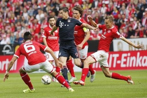 Soi kèo bóng đá Đức