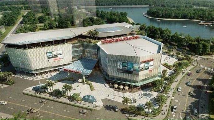Vincom Mega Mall Vinhomes Grand Park Quận 9 có bãi đỗ xe thông minh
